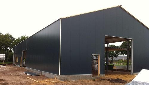 bedrijfshal 35x15 te balkbrug